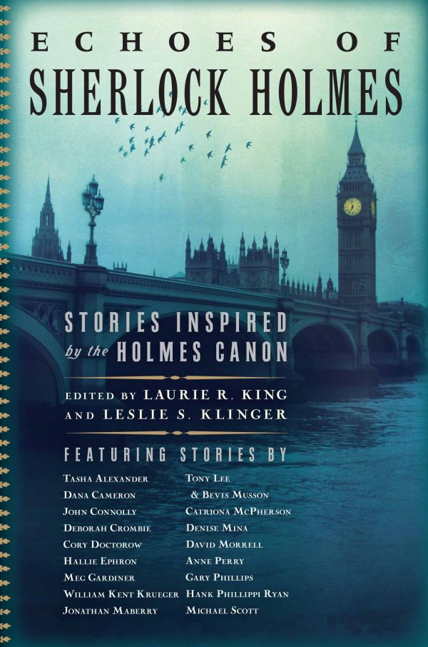 Echoes of Sherlock Holmes cover