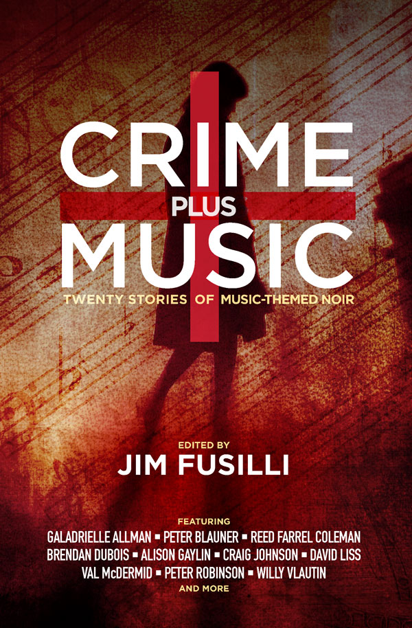 Crime + Music cover