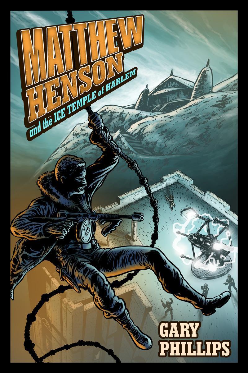 Matthew Henson cover