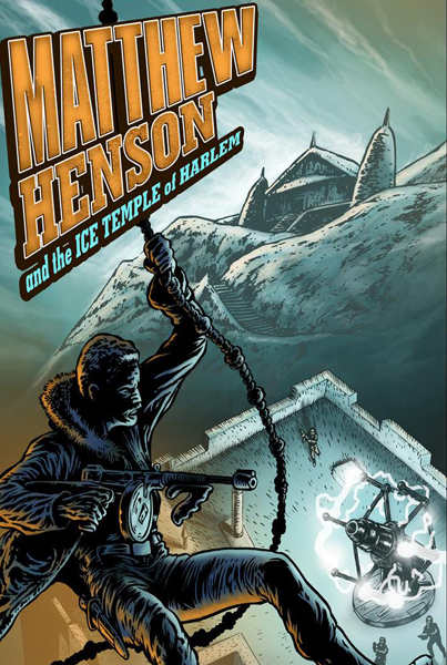 Matthew Henson <br>and the Ice Temple of Harlem